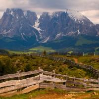 The Dolomites: Seiser Alm