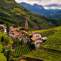 The Dolomites: Bolzano-Bozen