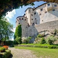 The Dolomites: Castello Presule