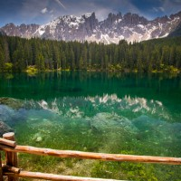 The Dolomites: Latemar Massif